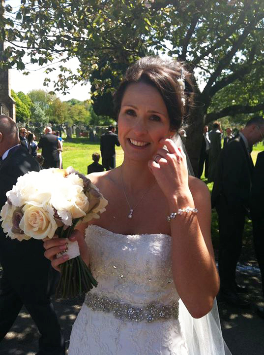 Wedding Hair Services in Plymouth